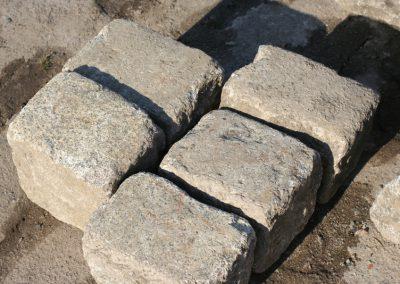Granitpflaster 8-11cm