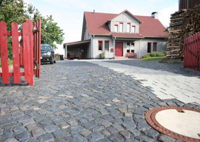 Jugendstil Basaltpflaster 7-12cm