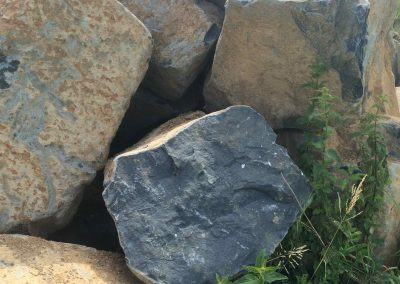 Basaltfindlinge