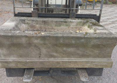 granit-trog