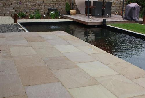 indischer sandstein farbe sahara beige natursteine freidhof. Black Bedroom Furniture Sets. Home Design Ideas