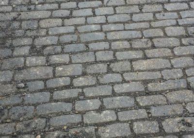Basalt Reihenpflaster_1