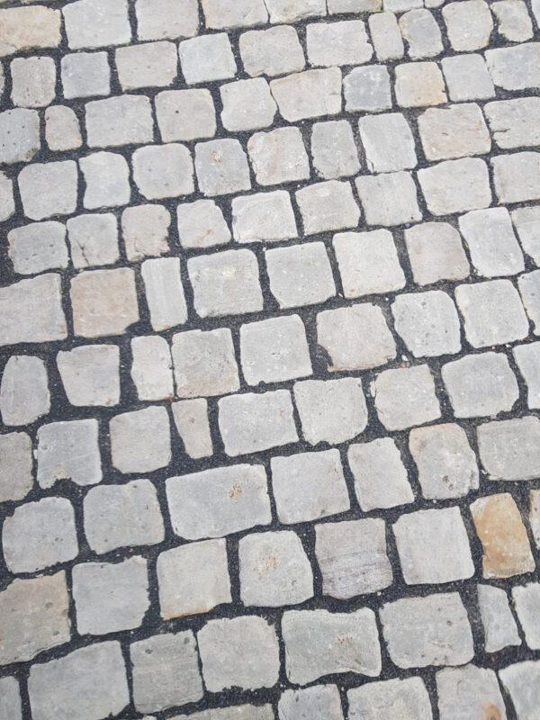 Sandsteinspflaster 12 x 14cm