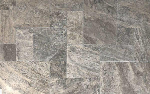 Bodenplatten-Grauer-Travertin-Silver